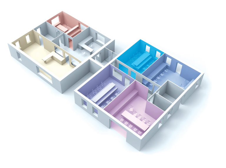 Laboratoire dentaire 3D